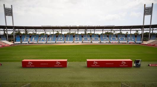 La UD Almería ya tiene en sus manos la gestión del Estadio Mediterráneo
