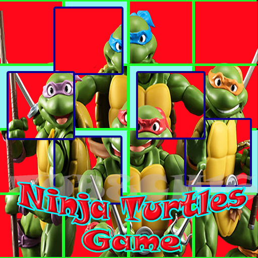 Hero Samusai Turtles Puzzle Games (game)