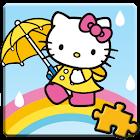 Hello Kitty Juego de Puzzles para Niños ❤ icon