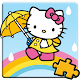 Hello Kitty Jigsaw Puzzles - Games for Kids ❤ (game)
