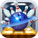 Galaxy Bowling ™ 3D Free icon