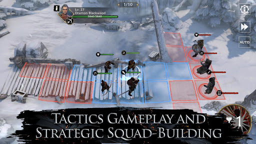 Game of Thrones Beyond the Wallu2122 android2mod screenshots 7