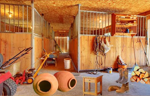 Escape Games-Locked Horse Farm