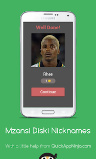 South Africa Football Nicknames Quiz - náhled