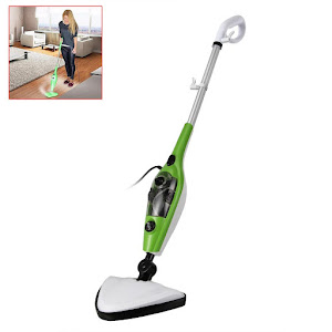 Mop electric cu aburi 10 in 1, aparat multifunctional