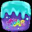 Slime Simulator – Relaxing & Satisfying Slime ASMR icon