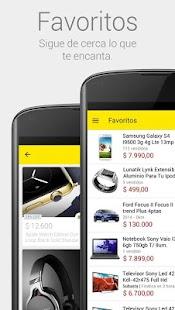 Download Mercado Libre for Windows Phone apk screenshot 3