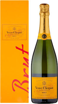 Veuve Clicquot Yellow Label Brut Champagne - 75cl