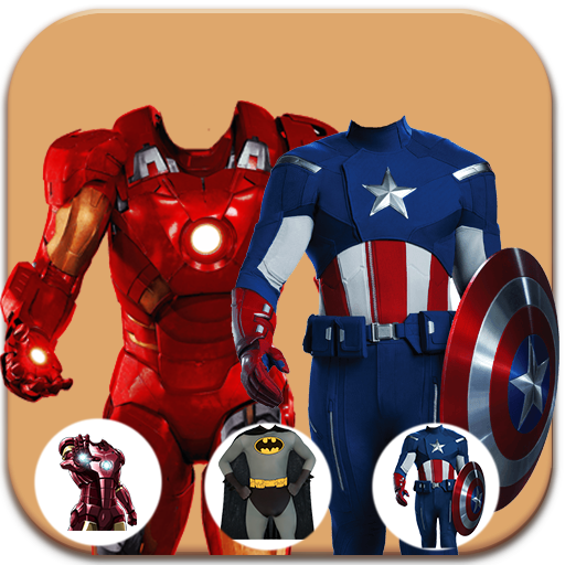 Super Heros Suits Editor