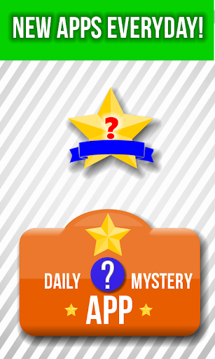 Mystery App of the Day