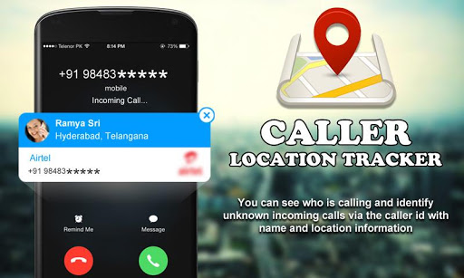 Mobile Caller ID Location Tracker screenshots 2