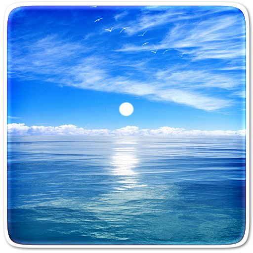 Blue Ocean Live Wallpaper Icon