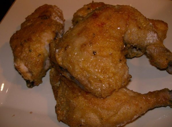 4-h Oven Baked Chicken Recipe
