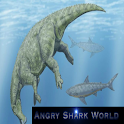 Angry Shark World icon