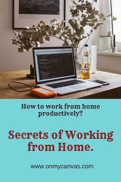 work from home pinterest