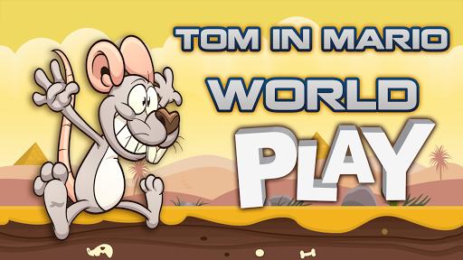 Tom In Mario World