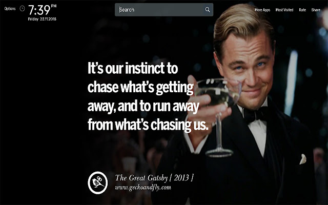 Famous Movie Quotes Wallpapers Theme