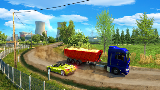 PK Cargo Truck Transport Game 2018 screenshots 2