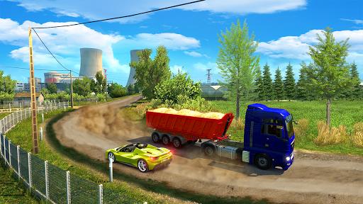 PK Cargo Truck Transport Game 2018 apkmartins screenshots 1
