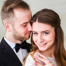 Wedding photographer Viktoriya Kamyshnikova (HappyWedding). Photo of 29.04.2017