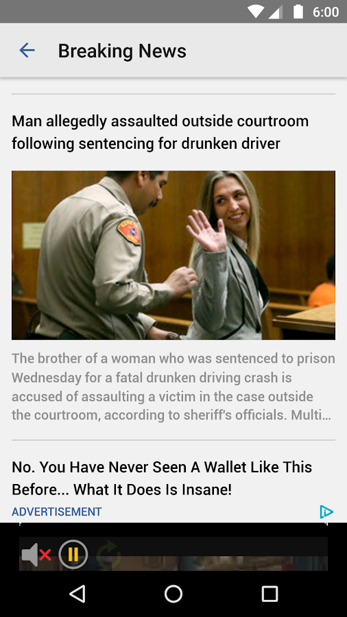 The Bakersfield Californian- screenshot