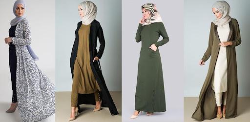 02e7c1c536908 ملابس محجبات 2019 - ازياء المحجبات hijab fashion - التطبيقات على Google Play