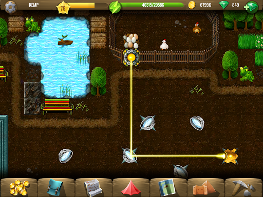 Diggy's Adventure: Fun Logic Puzzles & Maze Escape 1.5.207 screenshots 3