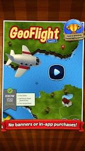 GeoFlight Sweden - Geography screenshot 14