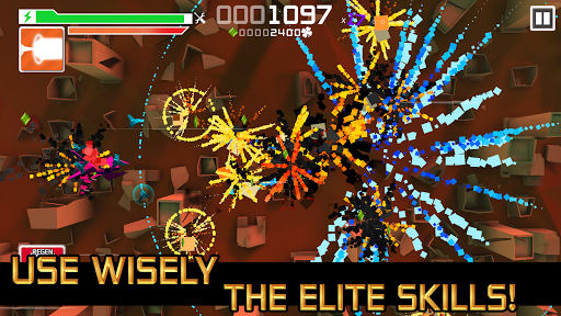 BlazeFury - Skies Revenge Squadron - screenshot