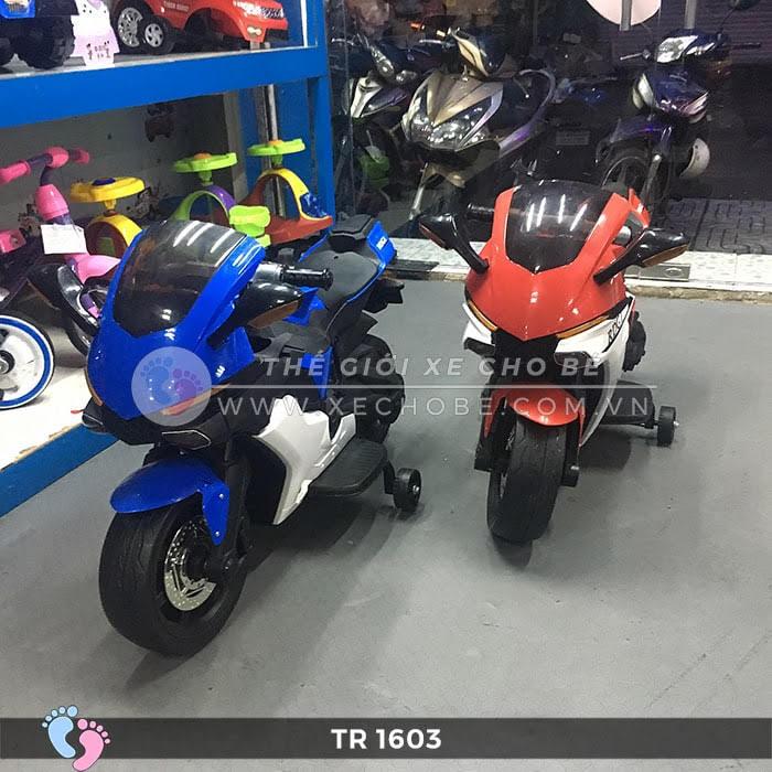 Xe moto điện thể thao Yamaha TR1603 2