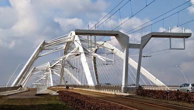 Photo: Enneüs Heerma Bridge - Netherlands