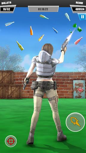 Bottle Shoot 3D Gun Games: Fun Shooting Games Free 1.3 screenshots 1