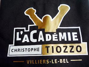 Photo: FLEX : Tshirts personnalisés en flocage flex vert or+blanc / Teeshirtmania