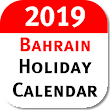 Bahrain Holiday Calendar 2019 icon