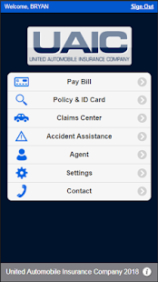 United Automobile Insurance Co- screenshot thumbnail