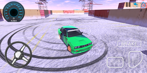 E30 M3 Drift Simulator 36 screenshots 4