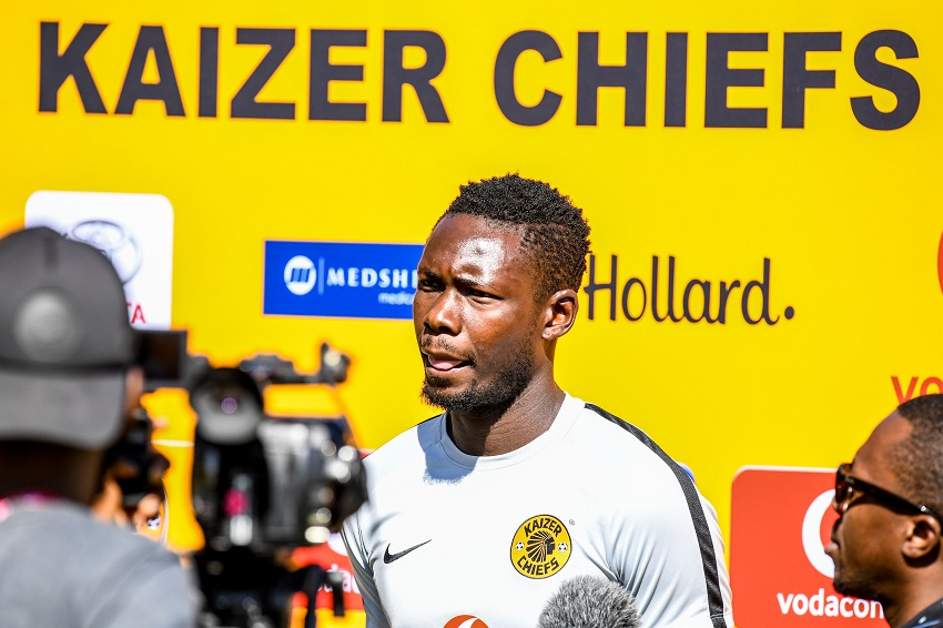 Chiefs defender Mathoho to wait a little longer for Bafana return