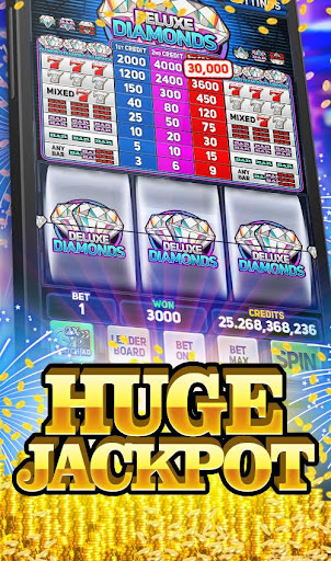 Deluxe Fun Slots - Free Slots Machines 1.0.0 screenshots 9