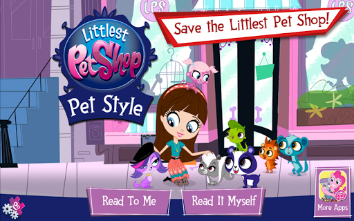 Littlest Pet Shop: Pet Style