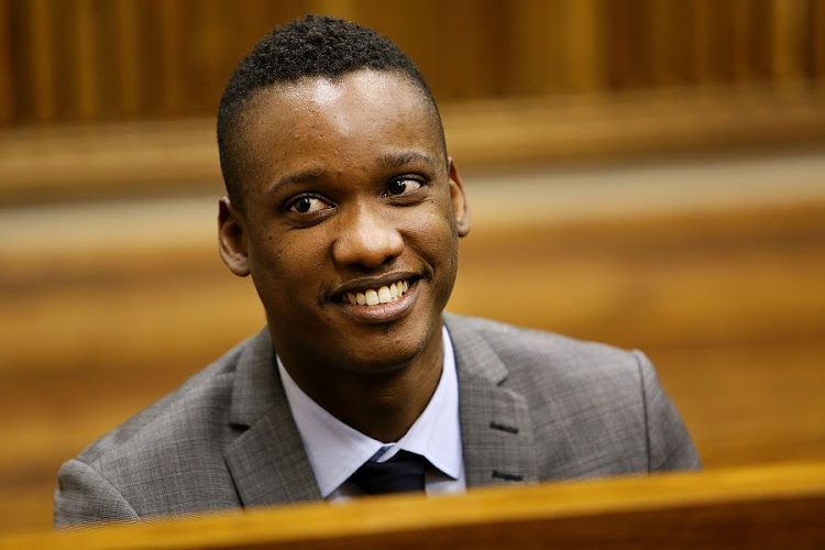 Duduzane Zuma, son of President  Jacob Zuma. Picture: ALON SKUY/ THE TIMES