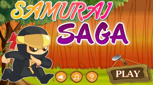 Samurai Warrior : Desert Saga