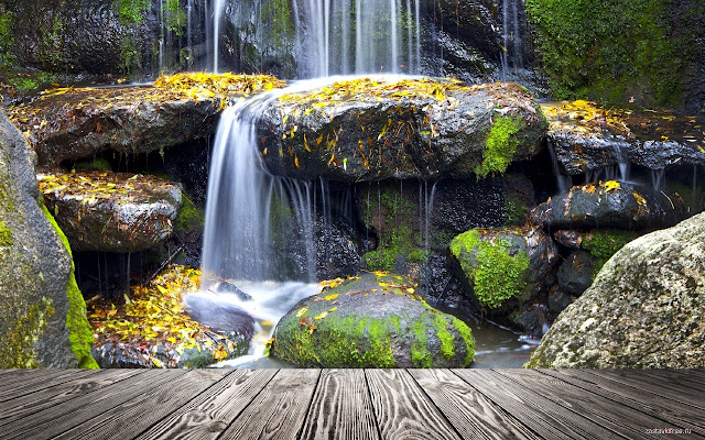 Small waterfall chrome web store for Pictures of small waterfalls