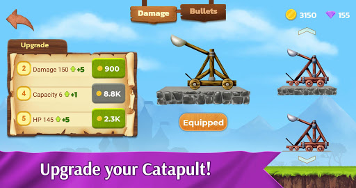Catapult - castle & tower defense screenshot 3