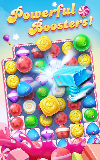 Candy Charming - 2019 Match 3 Puzzle Free Games for Android apk 9