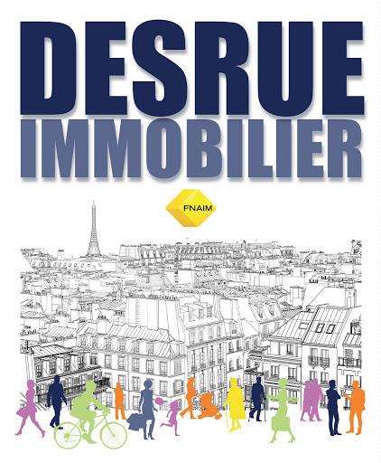 Logo de DESRUE IMMOBILIER