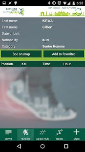 Paris Marathon 2015- screenshot thumbnail