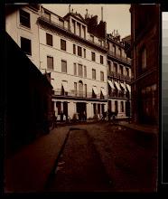 Photo: Maison de Benjamin Franklin - rue de Penthievre 26 (VIIIe arr)