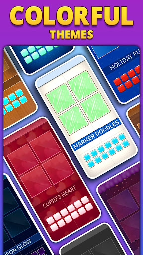 4 Pics 1 Word Pro - Pic to Word, Word Puzzle Game  screenshots 6