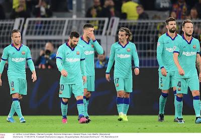 Barcelona heeft vierde aanwinst zo goed als beet