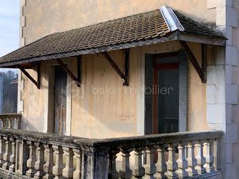 studio à Brégnier-Cordon (01)